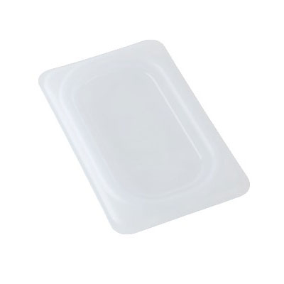 Cambro 90PPCWSC190 Ninth-Size Food Pan Seal Cover - Plastic, Translucent