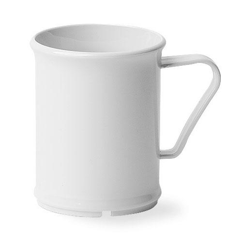Cambro 96CW148 9.6-oz Camwear Mug - White