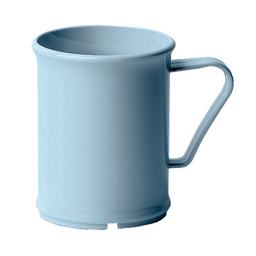 Cambro 96CW401 9.6-oz Camwear Mug - Slate Blue