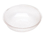 "Cambro PSB10176 10"" Camwear Salad Bowl - 3.2-qt Capacity, Pebbled"