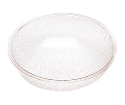 "Cambro PSB18176 18"" Camwear Salad Bowl - 20.2-qt Capacity, Pebbled"