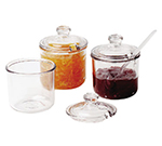 Cambro CJ80CW135 8-oz Condiment Jar - Clear