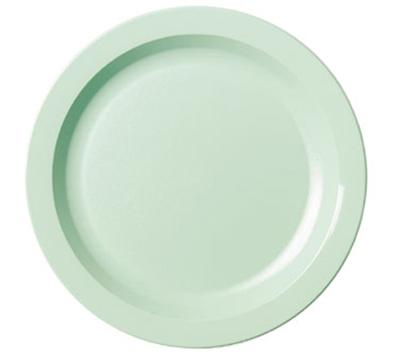 "Cambro 10CWNR401 10"" Camwear Plate - Slate Blue"