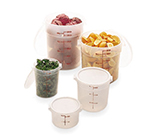 Cambro RFSC12PP190 Cover, for 12, 18 & 22-qt Containers, Translucent