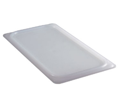 Cambro 30PPSC190 Food Pan Seal Cover - 1/3 Size, Translucent