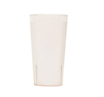 Cambro 1200P2153 12.6-oz Colorware Tumbler - (Case of 24) Amber