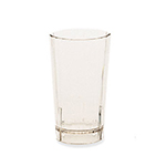 "Cambro HT120CW135 12-oz Huntington Tumbler - 5""H, Clear"