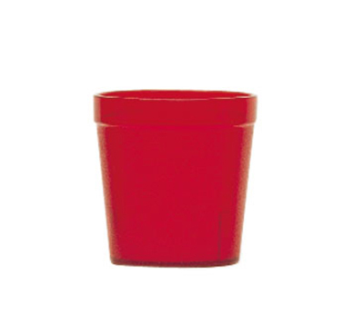 Cambro 900P2156 9.7-oz Colorware Tumbler, Ruby Red
