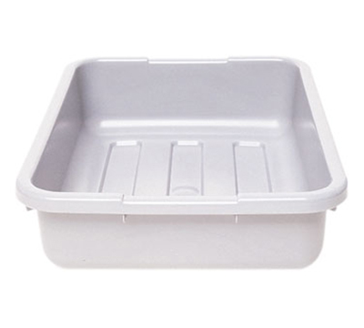 "Cambro 1520CBCP148 Cambox Bus Box Cover - 16x20-1/2"" White"