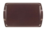 Cambro 1525RST-384 Rectangular Room Service Tray