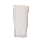 Cambro 1600P2152 16.4-oz Colorware Tumbler, Clear