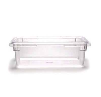 Cambro 12186CW135 3-gal Camwear Food Storage Container - Clear
