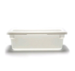 Cambro 12186P148 3-gal Camwear Food Storage Container - Natural White