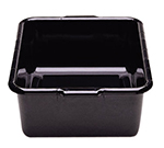 "Cambro 21157CBR131 Cambox Bus Box with Handle - 15x20x7"" Hi-Impact, Dark Brown"