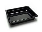 "Cambro 22CW135 Camwear Food Pan - Half Size, 2-1/2""D Clear"
