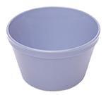 Cambro 35CW401 8.4-oz Round Camwear Bouillon Cup - Slate Blue