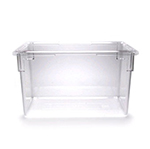 Cambro 182615CW135 22-gal Camwear Food Storage Container - Clear