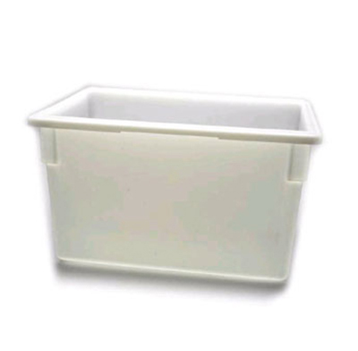Cambro 182615P148 22-gal Camwear Food Storage Container - Natural White