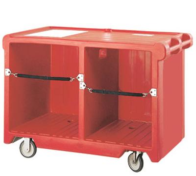 """Cambro 730STP110 22-1/2"""" Retainer Strap - Black"""