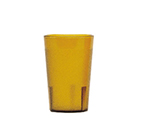 Cambro 800P2153 7.8-oz Colorware Tumbler - (Case of 24) Amber