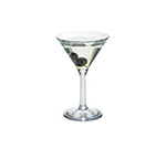Cambro BWM10CW135 10-1/2-oz Aliso Barware Martini Glass - Clear