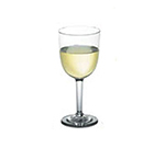 Cambro BWW10CW135 10-1/2-oz Aliso Barware Wine Glass - Clear