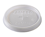 Cambro CLNT12-190 Newport Tumbler Disposable Lids - (NT12)