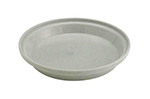 "Cambro HK39B480 9"" Heat Keeper Base - Insulated, Speckled Gray"