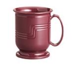 Cambro MDSM8487 8-oz Shoreline Collection Mug - Cranberry