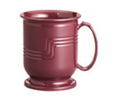 Cambro MDSM8487 8-oz Shoreline Collection Mug - Cranberry