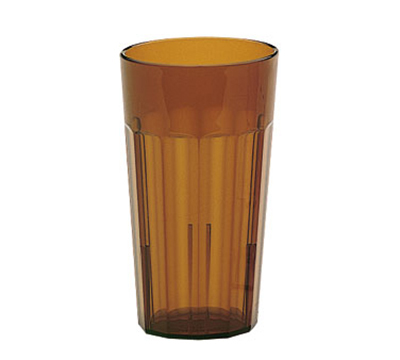 Cambro NT12409 12.6-oz Newport Fluted Tumbler - Blush