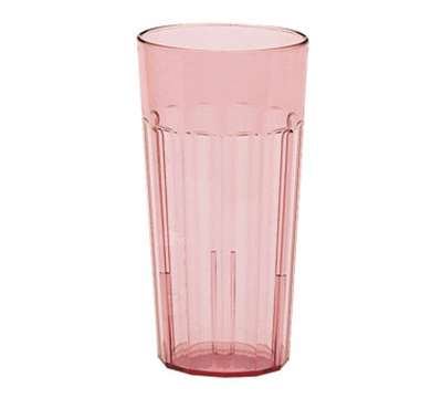 Cambro NT20409 22-oz Newport Fluted Tumbler - Blush