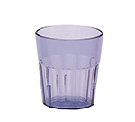 Cambro NT9152 9.3-oz Newport Fluted Tumbler - Clear