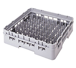 Cambro PR500151 Camrack 9x9 Peg Rack with Extender - Full-Size, Soft Gray