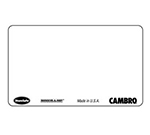 "Cambro SLL30 StoreSafe Food Rotation Label Laser Sheet - 1x2-1/2"" (3000 Labels)"
