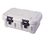 Cambro UPCS140480 12-qt S-Series Pancarrier - Top Loading, Speckled Gray