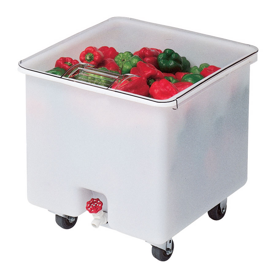 Cambro CC32148 32-gal Camcrisper Vegetable Crisper - White