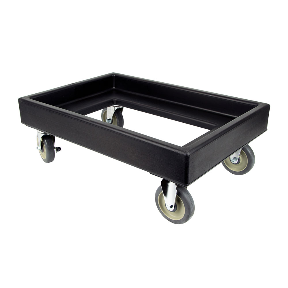 Cambro CD100110 Camdolly® for Camtainers® w/ 300-lb Capacity, Black