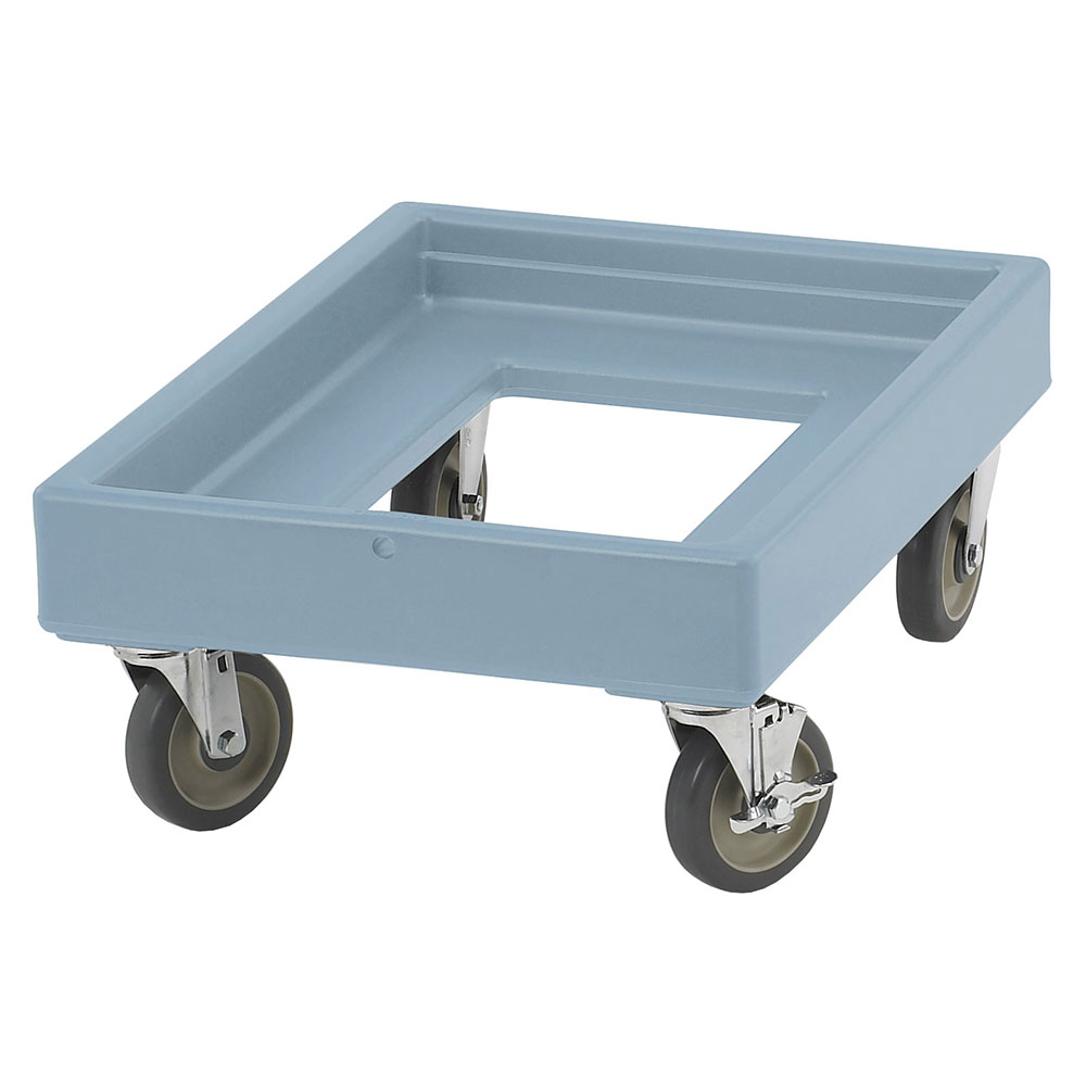 Cambro CD100401 Camdolly® for Camtainers® w/ 300-lb Capacity, Slate Blue