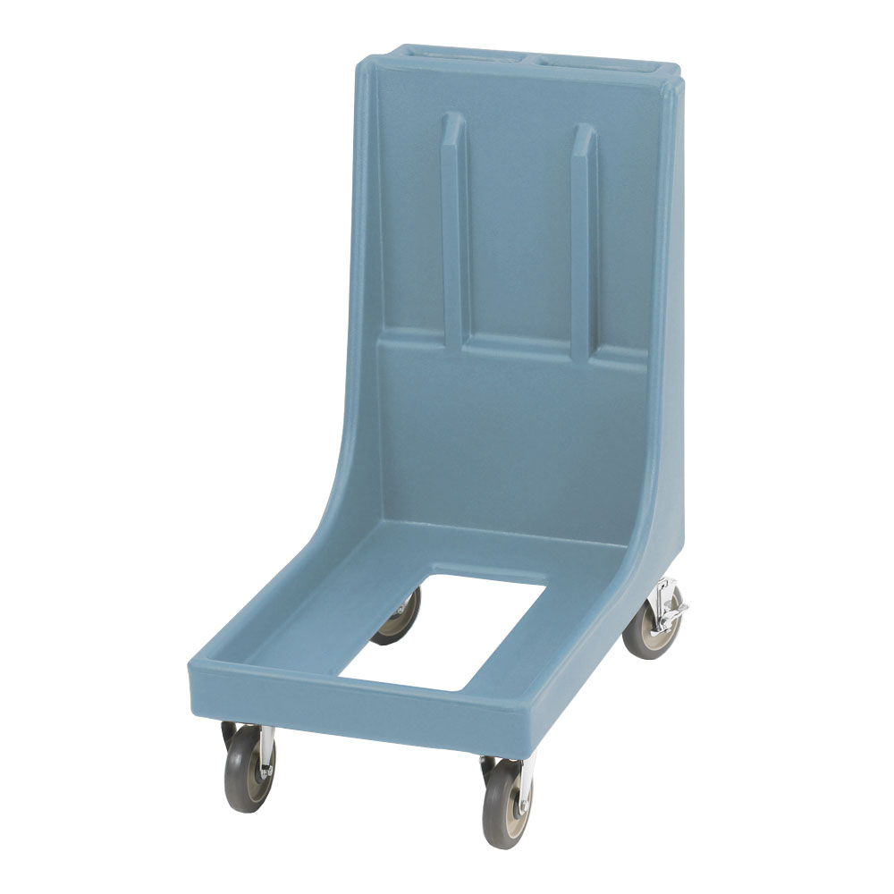 Cambro CD100H401 Camdolly® for Camtainers® w/ 350-lb Capacity, Slate Blue