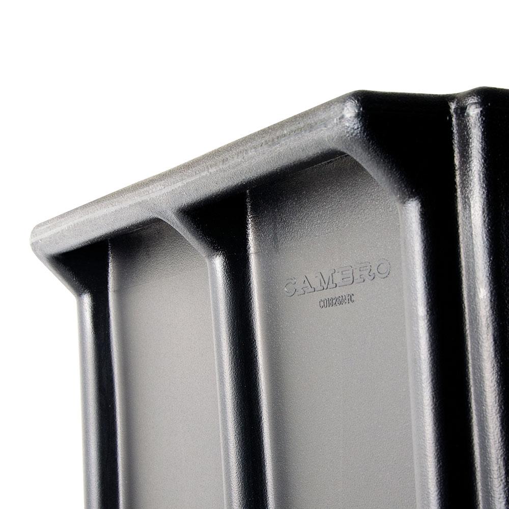 Cambro CD1826MTC110 Camdolly® for Camcarrier® 1826MTC w/ 350-lb Capacity, Black