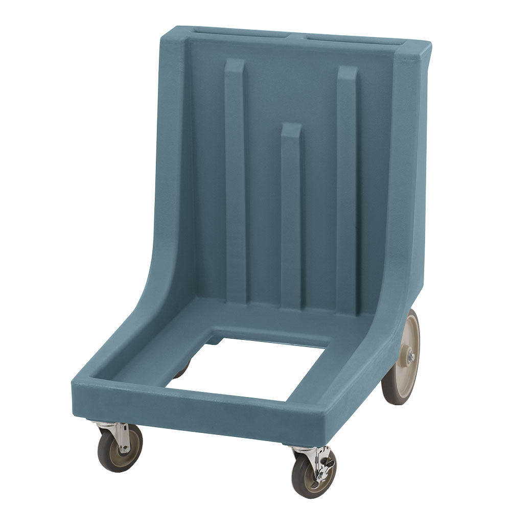 Cambro CD1826MTCHB401 Camdolly® for Camcarrier® 1826MTC w/ 350-lb Capacity, Slate Blue