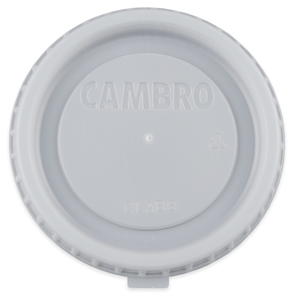 Cambro CLAB8190 Disposable Lid for Aladdin 8-oz Bowl