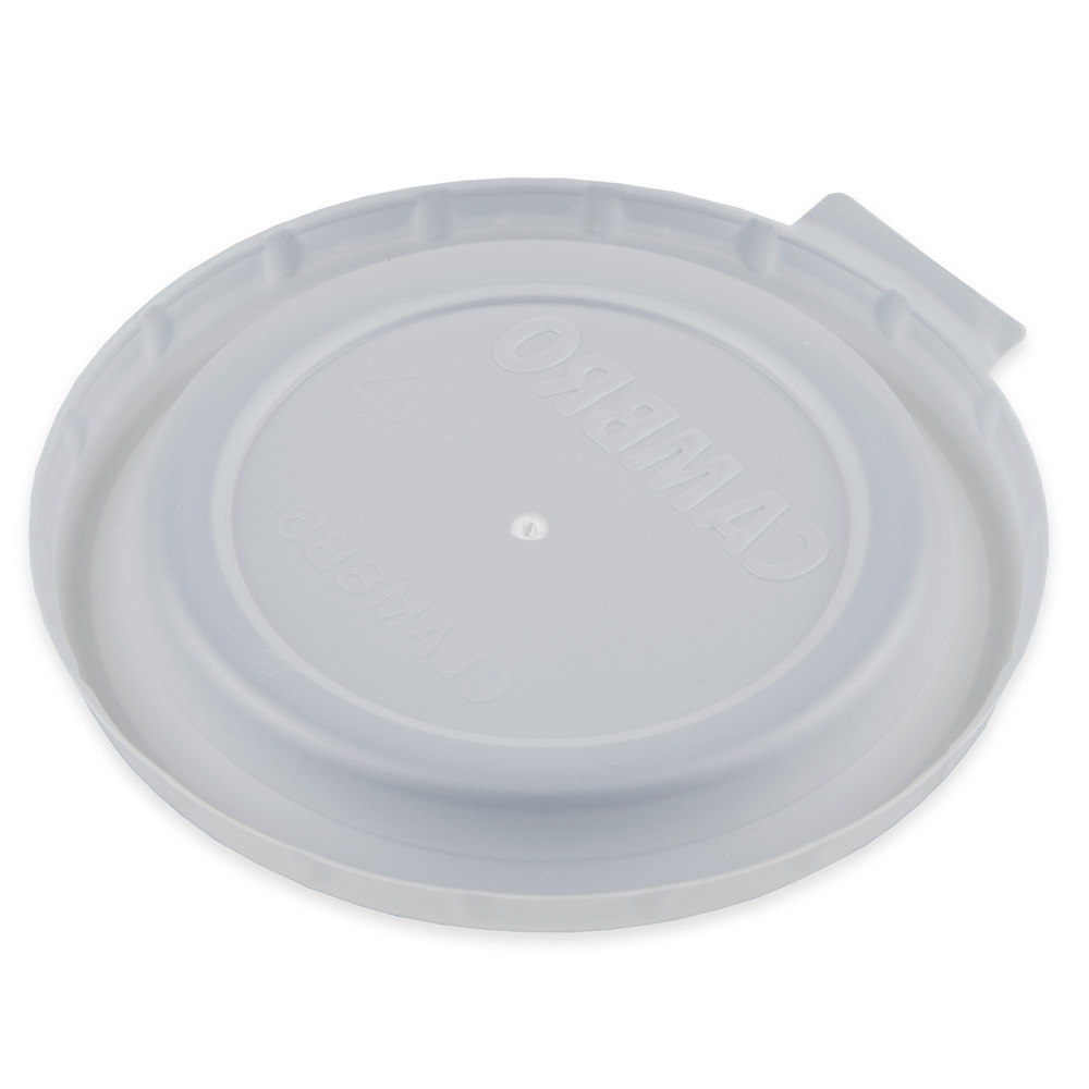 Cambro CLAM8B5190 Disposable Lid for Aladdin 8-oz Mug or 5-oz Bowl
