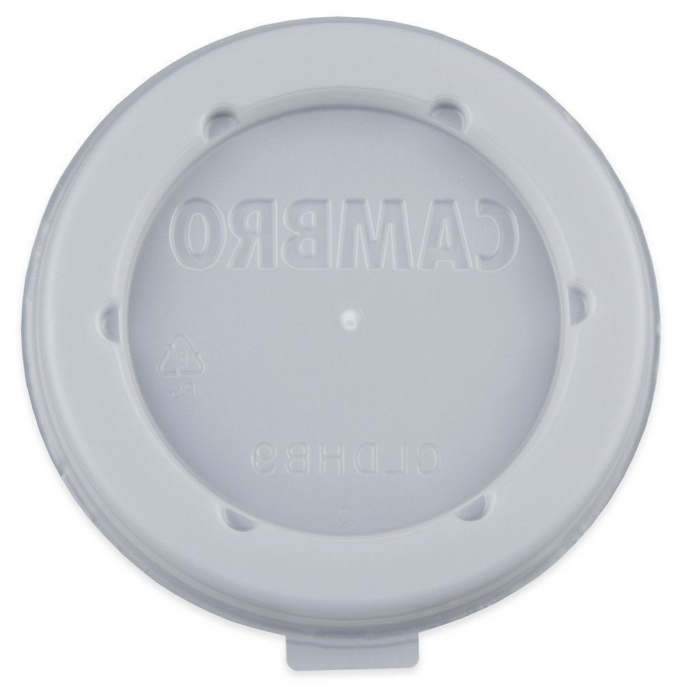 Cambro CLDHB9190 Disposable Lid for Dinex Heritage 9-oz Bowl