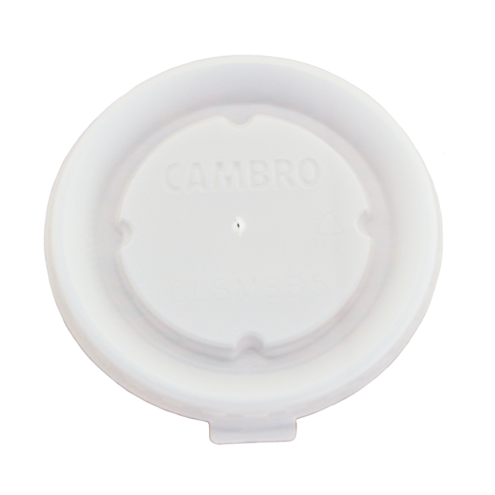 Cambro CLSM8B5190 Disposable CamLids - Small (MDSB5/MDSM8)