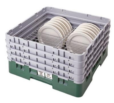 Cambro CRP12910110 Camrack PlateSafe Full Size Extender Restaurant Supply