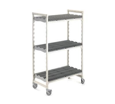 Cambro Csdrc244875pkg 3 Level Mobile Drying Rack For Trays