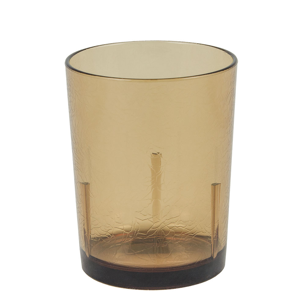 Cambro D14609 14-oz Del Mar Tumbler - Light Amber