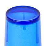 Cambro D24608 24-oz Del Mar Tumbler - Sapphire Blue